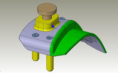 穴埋めなど簡易CADを搭載