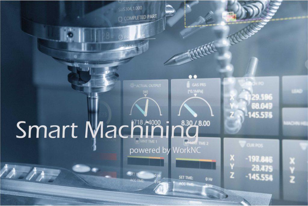 テンプレート自動選択型CAMサーバー<br>「Smart Machining」